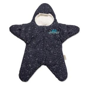 Sovsäck utformad som en stjärna