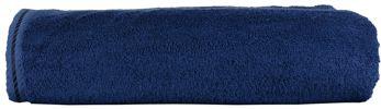 Frottéfärger - marinblå