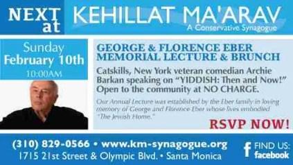 bc.KM.LectureAdvert.d2R-01-25-13
