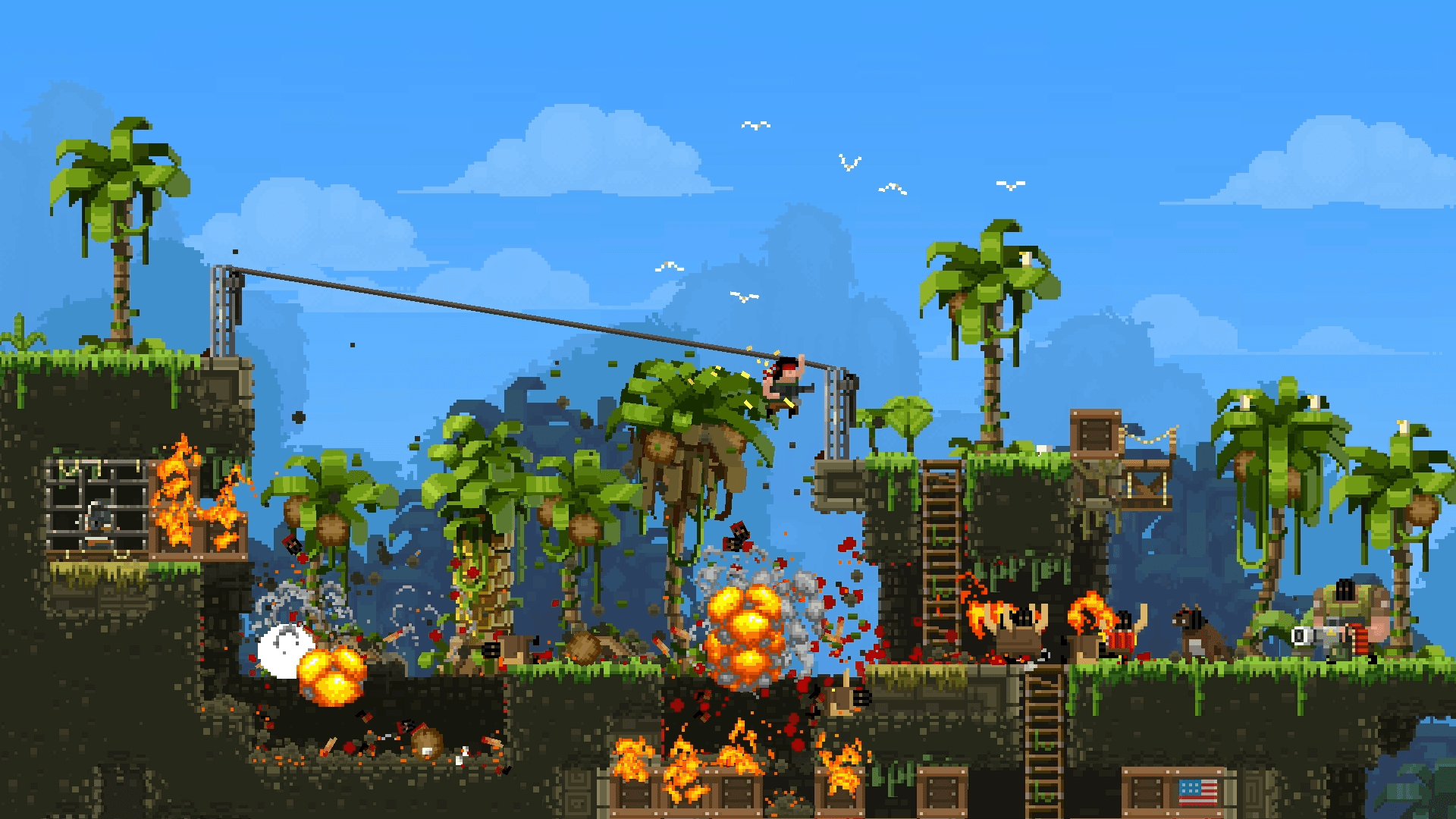 Image result for broforce