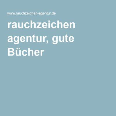 Brohm-Badry Agentur Rauchzeichen
