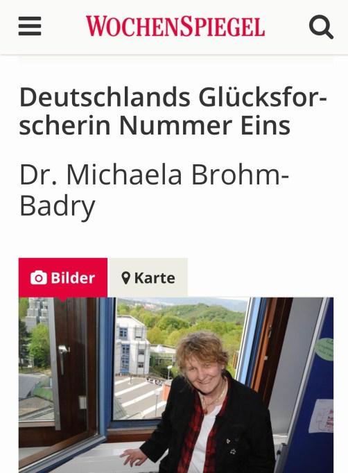 Brohm-Badry Wochenspiegel