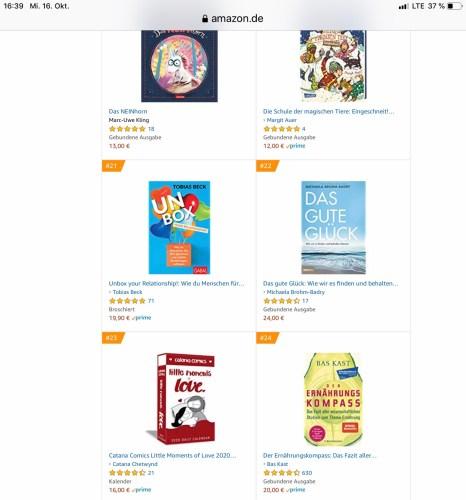 Brohm-Badry Bestseller