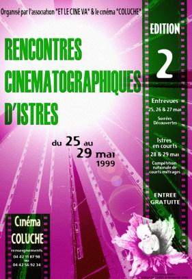 Affiche Rencontres Ciné
