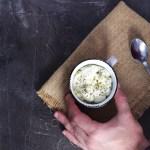 Easy 3 Ingredient Homemade Ricotta