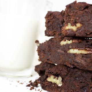 My favourite Mocha Brownies