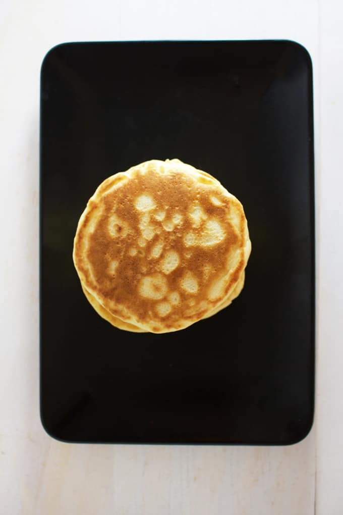 Lime Coconut Pancakes- With this breakfast recipe, you can almost taste summer. Almost.