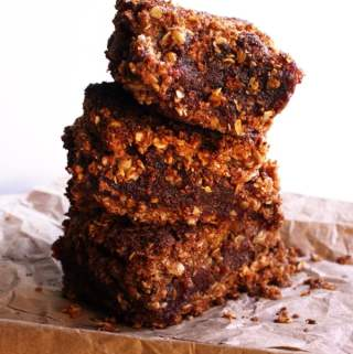 How To Make Vegan Date Squares