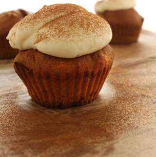Pumpkin Spice Muffins - Make these if you crave a pumpkin spice little something when nobody is looking. You know you want it.