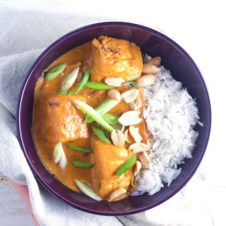 Spicy African Peanut Stew – Vegan , Keto