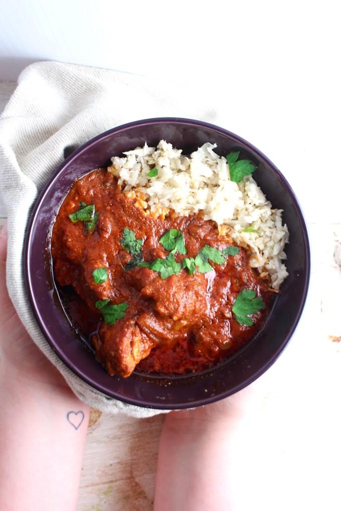 Keto Chicken Tikka Masala - If you are looking keto recipes for dinner, or meal prep, look no further, this is the dish to make!