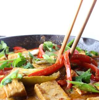 Vegan Thai Curry Recipe – Keto Approved