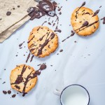 Keto Chocolate Chip Cookies - Easy, Gluten Free and Low Carb Chocolate Chip Cookie Recipe. Even if you're not a baker, you will love this!