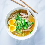 Easy Keto Chicken Ramen