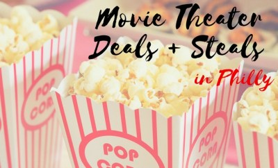 movie theater deals in philadelphia