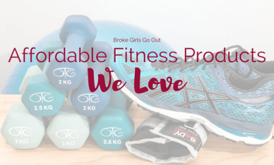 affordable fitness products we love
