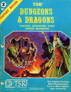 D&D Expert Rulebook