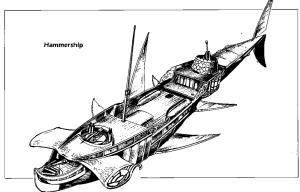 Hammership - Fraz-urb'luu