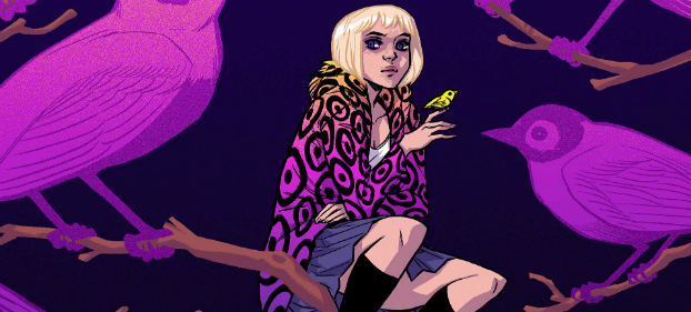 3 Reasons Why You Need to Read 'Shade the Changing Girl' by Cecil Castellucci and Marley Zarcone