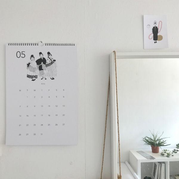 """""""My Nomadic Lifestyle Indirectly Encouraged Me to Adopt a Minimalist Mindset"""" - Araki Koman on Her Illustration, Influences and Aesthetic"""
