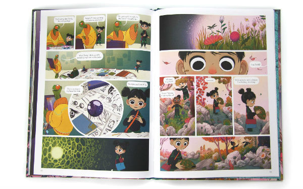 Hicotea: A Nightlights Story - Nobrow Press Return to Lorena Alvarez's Enchantingly Fantastical Childhood World