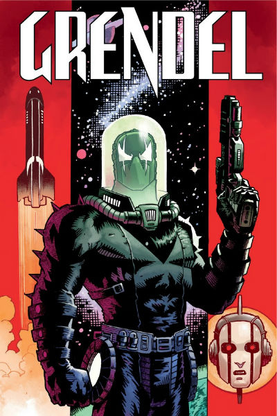 Matt Wagner's Grendel Returns to Dark Horse Comics in 'Grendel: Devil's Odyssey'