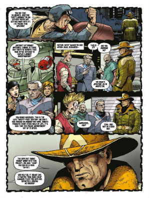 2000 AD Sci-Fi Special 2019 - Rebellion's Tribute to Carlos Ezquerra is a Touching Celebration of a Giant of the Medium