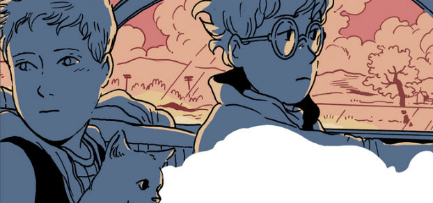 Are You Listening? - Tillie Walden Takes Us on a Journey Where the Relationship Between Perception and Reality is Cloaked in Powerfully Resonant Metaphor