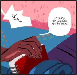 "Preview: What We Don't Talk About - Charlot Kristensen's Debut Graphic Novel from Avery Hill Publishing Introduces ""a Burgeoning Talent Devoted to Representation and Empowering Women of Colour"""