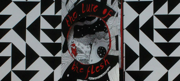 The Lure of the Flesh - Beatrice Mossman's Horror/Fairy Tale Hybrid Explores the Possibilities of the Page with Its Distinctive Tactile Presentation