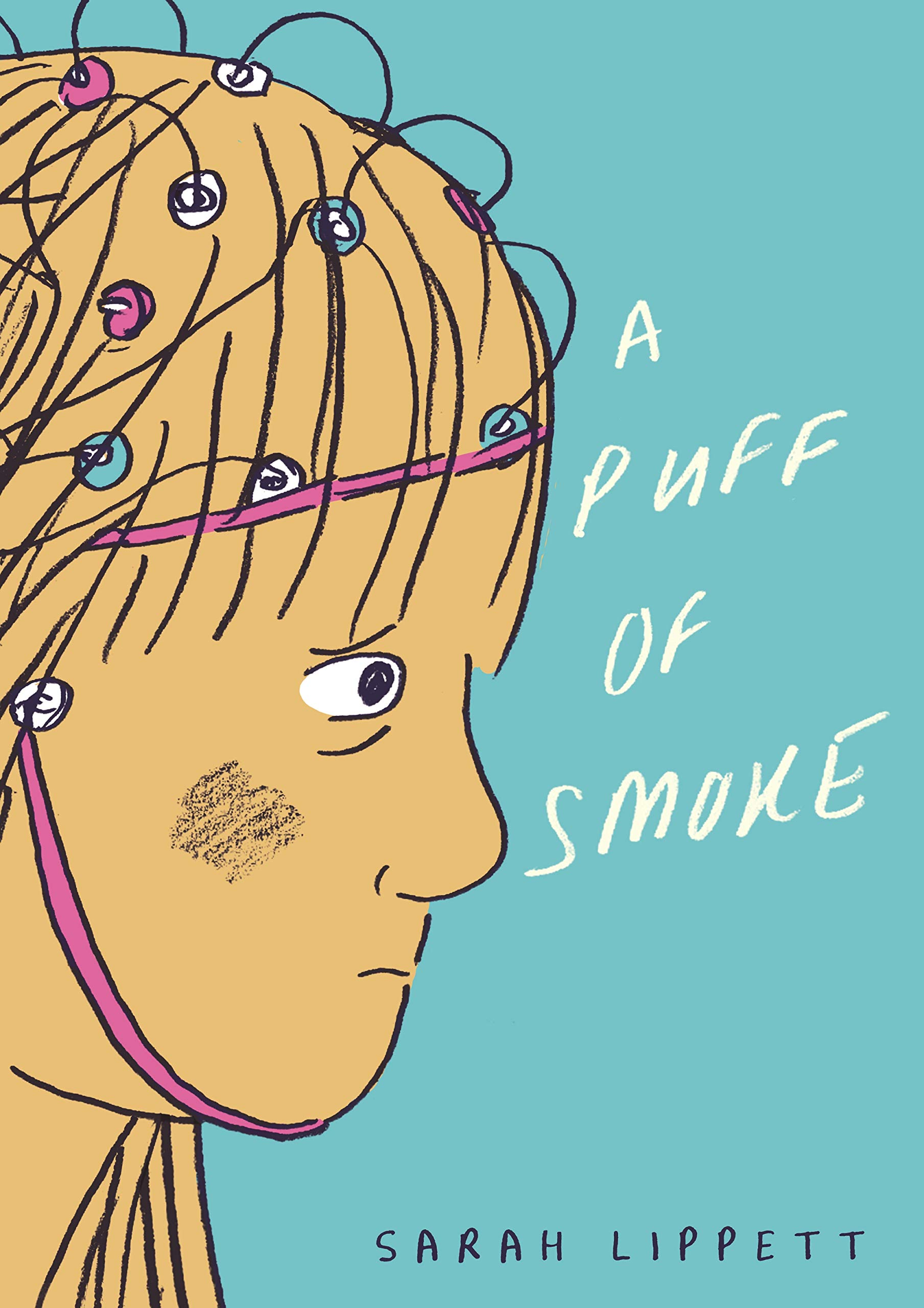 A Puff of Smoke - Sarah Lippett's Touching Memoir of Childhood Illness is a Tribute to Family and Resilience