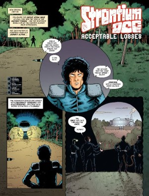 Preview: 2000 AD Prog 2183 - The Second All-Ages '2000 AD Regened' Jumping-On Point of 2020 Hits Shelves on May 27th