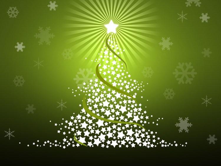Vector_Green_Christmas_Tree