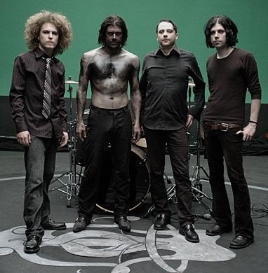 Black Light Burns (Wes Borland 2nd from left)