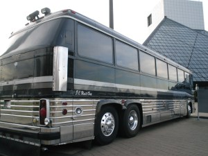 Johnny Cash's Tour Bus