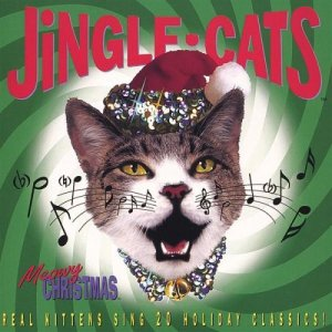 "Jingle Cats - ""Meowy Christmas"""