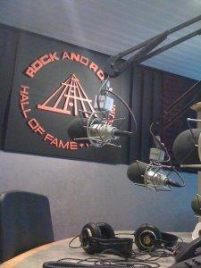 Inside the Alan Freed Studio