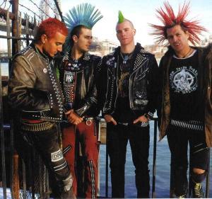Punk Rock Hair Spray Addicts
