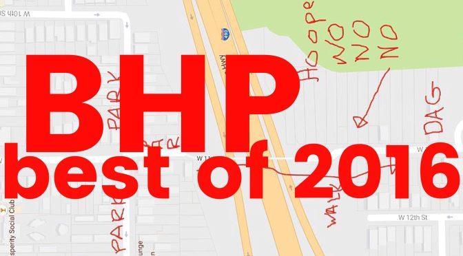 BHP Best of 2016