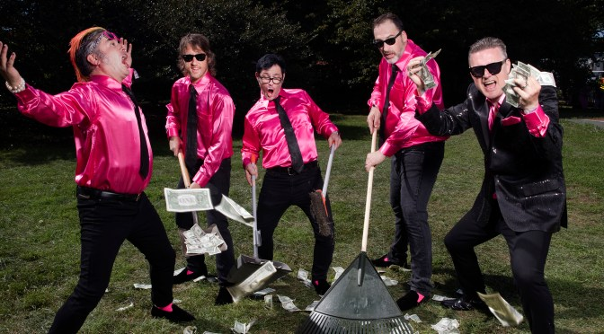 Album Review: Me First and the Gimme Gimmes – <i>Rake It In: The Greatestest Hits</i>