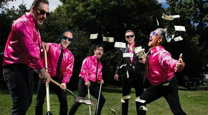 Concert Review: Me First and the Gimme Gimmes / Masked Intruder / Pears – House of Blues – Cleveland, OH – 04/12/2017