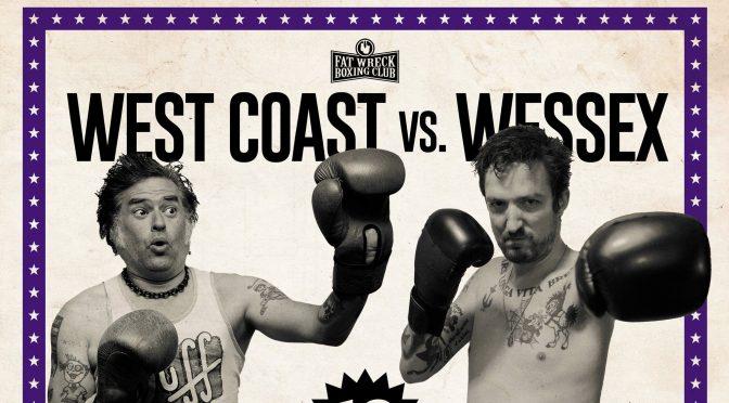 Album Review: NOFX / Frank Turner – <i>West Coast vs. Wessex</i>