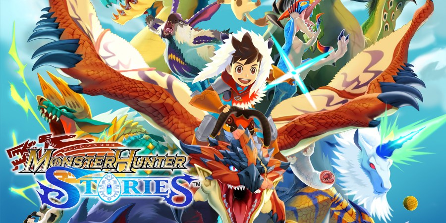 Image result for Monster Hunter Stories