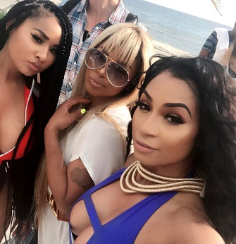 Who is mimi from love and hip hop atlanta hookup scene from bad