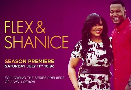 Flex And Shanice Reality Show