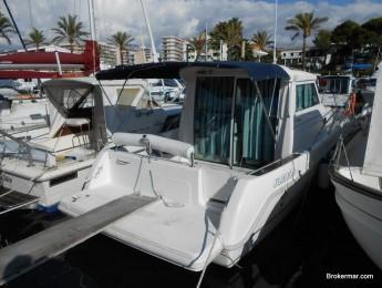 Barco tipo pesca paseo Faeton 910 Moraga