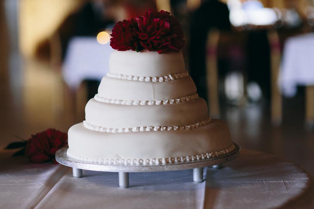 bröllop trollhättan hjärtumsgården fest bröllopstårta