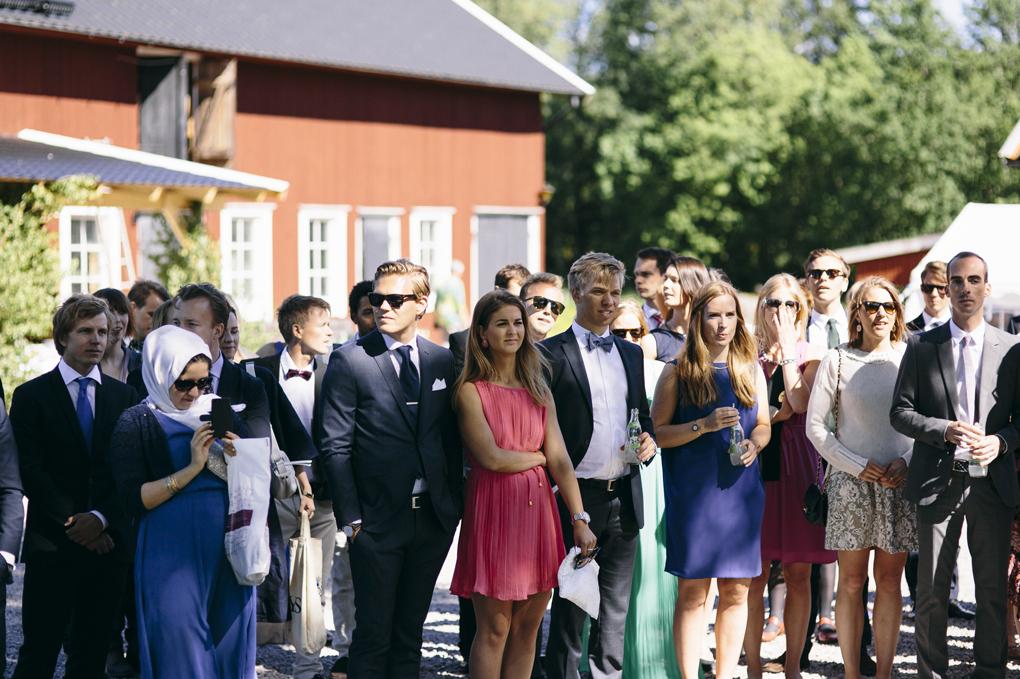 bröllop trollhättan prässebo klintens loge gäster