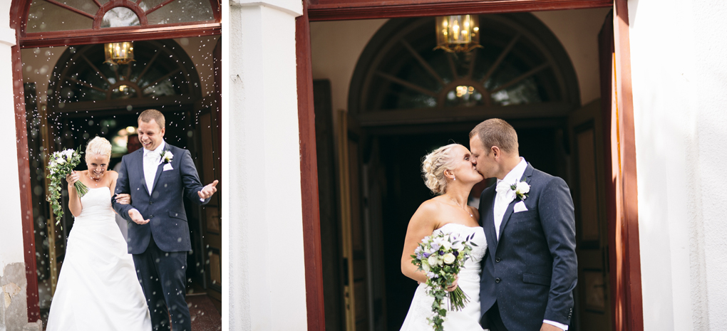 bröllop, marstrand, vigsel, marstrands kyrka, riskastning