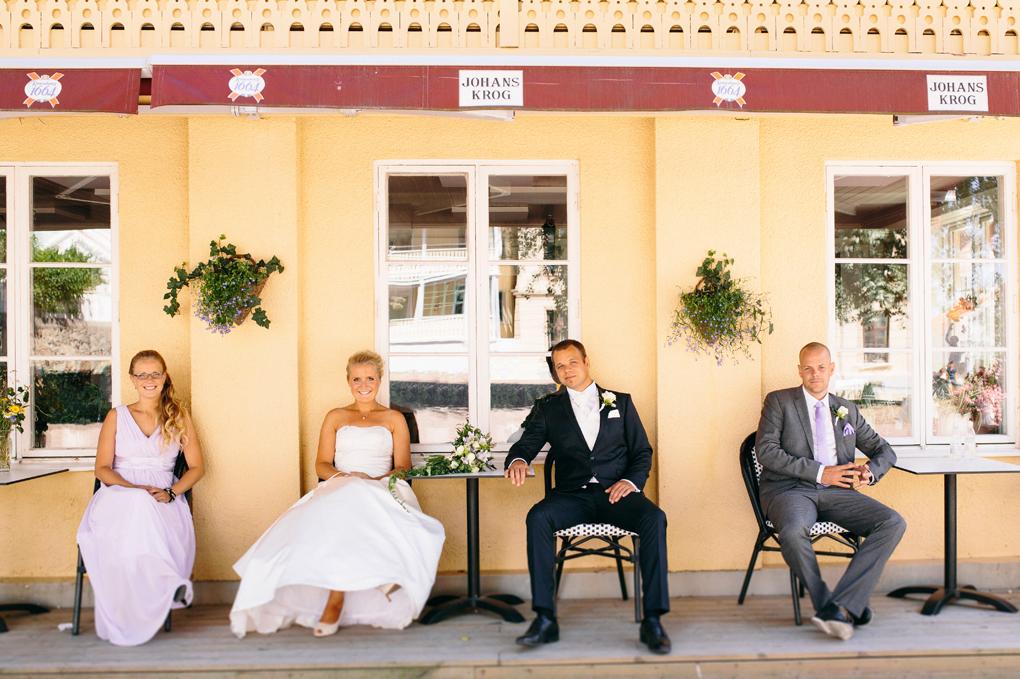 bröllop, marstrand